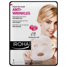 IROHA Tissue face mask Anti-wrinkles Q10 23ml