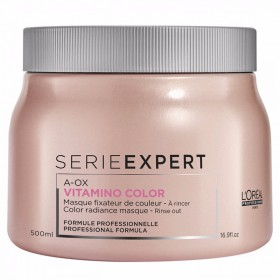 VITAMINO COLOR masque fixateur de couleur SERIE EXPERT 500 ml