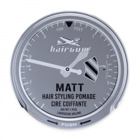 HAIRGUM MATT HAIR STYLING POMADE 40GR