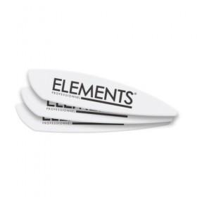 ELEMENTS 10 Mini Spatules Plastique