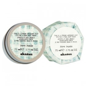 DAVINES MORE INSIDE This is a strong moulding clay 75ml