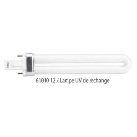 6101012 Lampe/Néon de Rechange 9W pour la Lampe UV 6101010