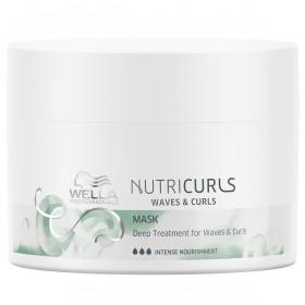 NUTRICURLS Soin profond cheveux ondulés et bouclés - Mask 150ml