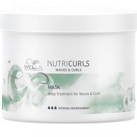 NUTRICURLS Soin profond cheveux ondulés et bouclés - Mask 500ml