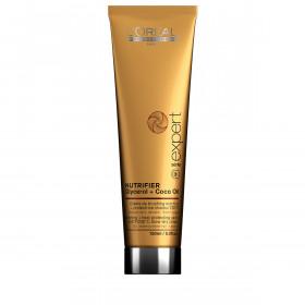 NUTRIFIER crème de brushing nutritive + protectrice chaleur 230° SERIE EXPERT 150ml