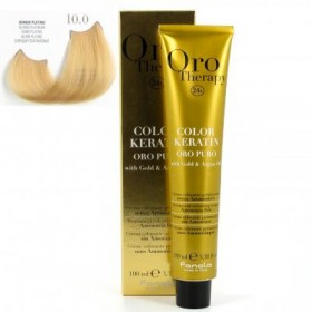 OROTHERAPY COLOR KERATIN N°10.0    100ML