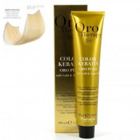 OROTHERAPY COLOR KERATIN N° 10.0X 100ML