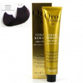 OROTHERAPY COLOR KERATIN N° 4.2   100ML