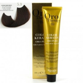 OROTHERAPY COLOR KERATIN N°5.3    100ML