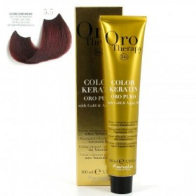 OROTHERAPY COLOR KERATIN N° 5.5   100ML