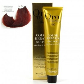 OROTHERAPY COLOR KERATIN N° 5.6   100ML