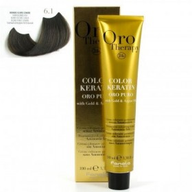 OROTHERAPY COLOR KERATIN N° 6.1  100ML