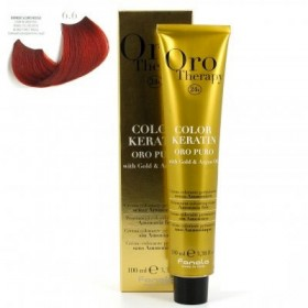 OROTHERAPY COLOR KERATIN N°6.6    100ML