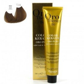 OROTHERAPY COLOR KERATIN N° 7.14  100ML