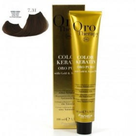 OROTHERAPY COLOR KERATIN N° 7.31   100ML