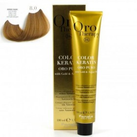 OROTHERAPY COLOR KERATIN N°  8.0  100ML