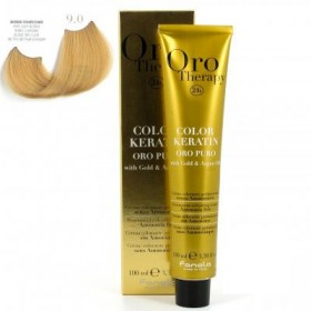 OROTHERAPY COLOR KERATIN N° 9.0   100ML