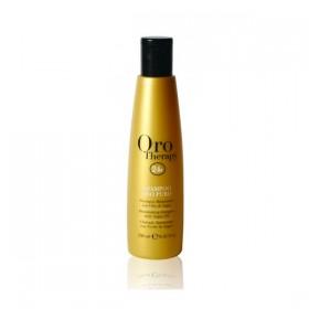 OROTHERAPY Shampoo  Kératine & Argan ORO PURO - 300ml