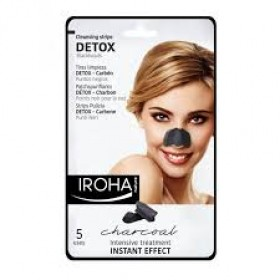 IROHA Cleansing Strips DETOX Blackheads 5 uses