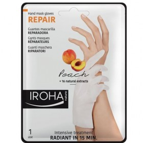 IROHA Hand mask gloves REPAIR 2x9ml