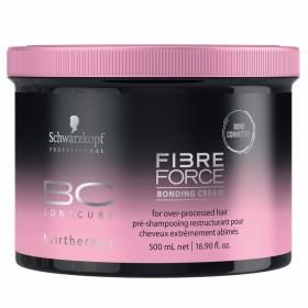 FIBRE FORCE pré-shampooing restructurant pour cheveux extrêmement abîmés 500 ml