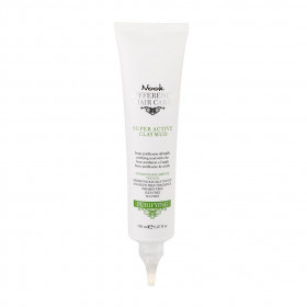 NOOK DIFFERENCE HAIRCARE Purifying Super Active Clay Mud 150ml