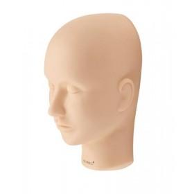REVISO - Masque muni de cils humains à utiliser avec l'ensemble d'entraînement au maquillage