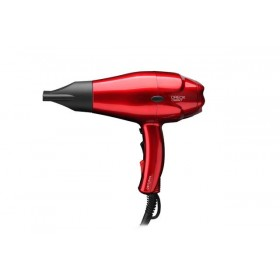 DREOX Sèche-cheveux compact Professionnel Rouge Original Best Buy