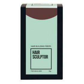 8980511 Hair Sculptor fibres capillaires épaississantes châtain foncé 25gr