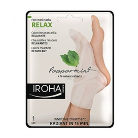 IROHA Foot mask socks relax 2 x 9ml