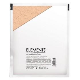 ELEMENTS Masque Alginates Spécifique Visage - Exfolier 1 x 30g