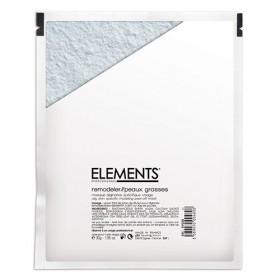 ELEMENTS Masque Alginates Spécifique Visage  - Peaux Grasses 30g + Diluant 90 ml