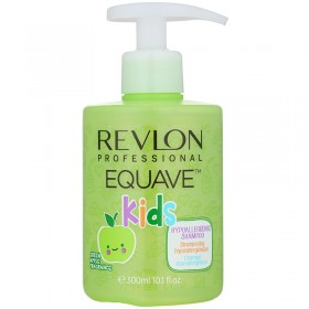 EQUAVE Kids Shampooing Hypoallergénique Green Apple 300ml