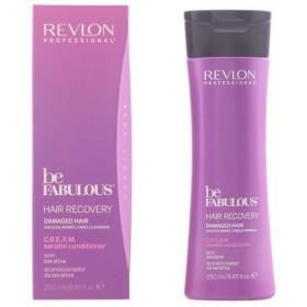 BE FABULOUS Hair Recovery Soin Kératine C.R.E.A.M. cheveux abîmés 250ml
