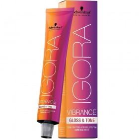 IGORA Vibrance Gloss & Tone (Sans ammoniaque) 60 ml