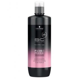 FIBRE FORCE Shampooing fortifiant pour les cheveux extrêmement abîmés 1000 ml
