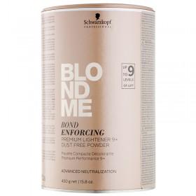 Schwarzkopf - BLOND ME Poudre Compacte Décolorante pour Cheveux Blonds