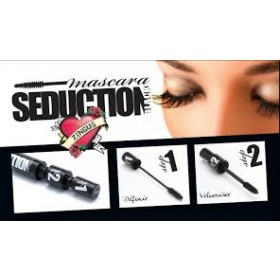Mascara SEDUCTION Noir 2 en 1