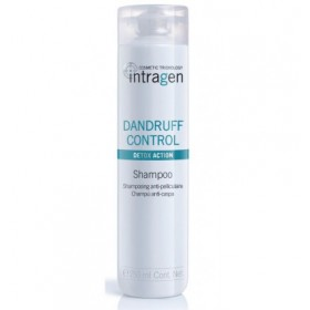 INTRAGEN DANDRUFF CONTROL Detox Action Shampooing antipelliculaire 250ml