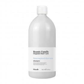 NOOK BEAUTY FAMILY Biancospino & Aloe Vera Shampoo 1000ml