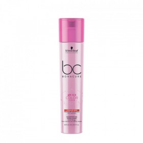 BC BONACURE Shampooing micellaire éclat rouge  250ml