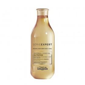 NUTRIFIER Shampooing SANS SILICONE compensateur nutritif  SERIE EXPERT 300ml