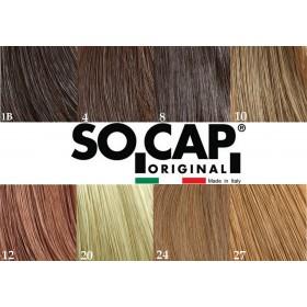 Extensions à la Kératine - SOCAP Original 100% Cheveux REMY humains