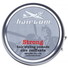 HAIRGUM STRONG HAIR STYLING POMADE 400GR