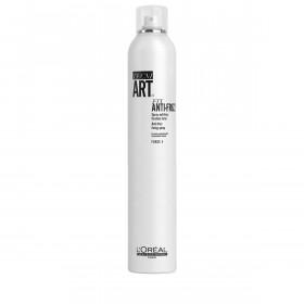 Tecni.art FIX ANTI-FRIZZ Spray anti-frizz fixation forte 400ml