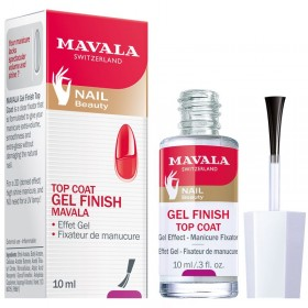 MAVALA Top Coat Gel Finish  10ml