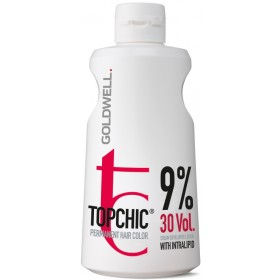 TOP CHIC Cream Developer Lotion 9%  30VOL 1000 ml