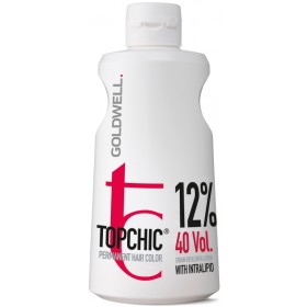 TOP CHIC Cream Developer Lotion 12%  40VOL 1000 ml