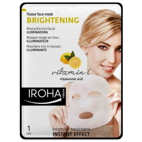 IROHA Tissue face mask BRIGHTENING 23ml
