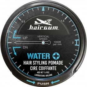 HAIRGUM WATER  + HAIR STYLING POMADE 40GR
